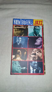 The story of america's music- Jazz CD's