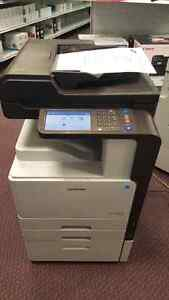 Samsung used copier b/w copy machine photocopier scanner Printer