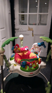 fisher price rainforest jumperoo - exerciseur  sauteur