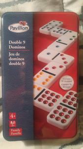 Dominos - Double 9 Domino Set - Double Nine Dominos