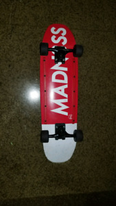 Madness complete cruiser skateboard