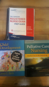 Nursing/psychology Textbooks