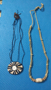 Assorted Jewelries( necklace, bracelet& ring)