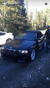 2001 bmw 325i m3 upgrade
