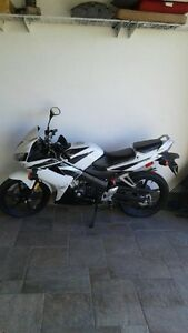 2008 CBR 125 - SHOWROOM CONDITION