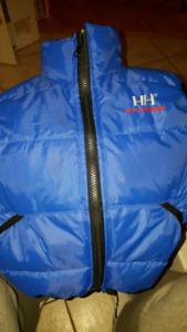 Helly Hanson goose down vest 5T