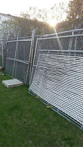 CHAINLINK GATES 6'X8' ALSO1 4'X6' $100 EACH CALL7806684411