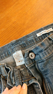Jessica jeans sz. 6 stretch