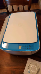 HP deskjet 3630 almost new condition