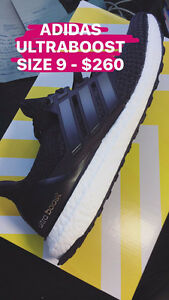 DS Adidas Ultraboost (2016) Size 9 - $260