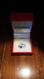 Brand new Diamond Ring - Appraised for almost $5000