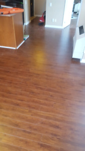 Quality repairs on all flooring and service