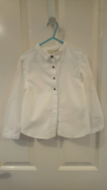 Kids clothes : Zara Girl Occasional Shirt 4-5 years