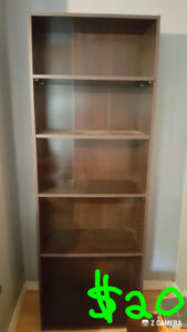 Book lover looking for a new home for a precious 6 Ft Bookshelf