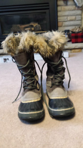 Joan of Arc Sorel Winter Boots