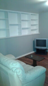 3 1/2 VAUDREUIL 650$/M. FURNISHED,ELECTRIC,HEAT,CABLE INCLUDED
