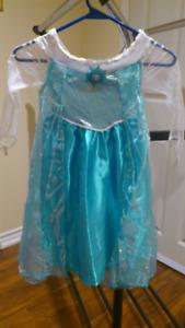 Disney Elsa dress size 4T