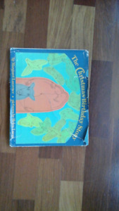 The Christmas Birthday Story Hardcover – First Edition, 1980