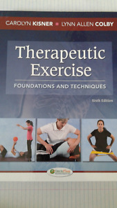 Therapeutic Exercise (Foundations and techniques)