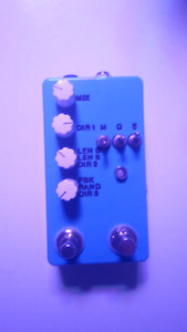 pédale Count to five de Montreal assembly - weird delay/sampler