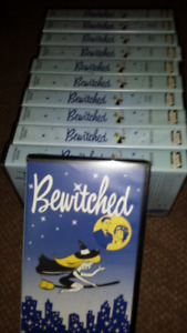 BEWITCHED COLLECTORS EDITION ON VHS