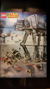 Lego - Star Wars - Empire strikes back Poster