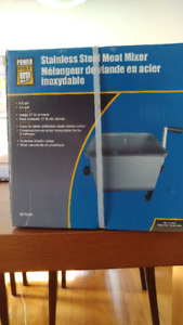 Reduced price! Meat Mixer new in box