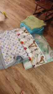 5 baby blankets
