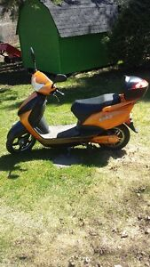 Used 2012 Alien E-Bike (Scooter) 50cc for sale