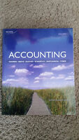 Accounting, Nelson, Second edition