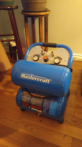 Master craft compressor 75$