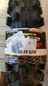 Dunlop geomax MX52 tire NEW