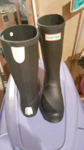 Hunter boots for girl