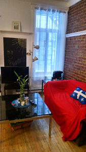 May-August Sublet with possibility of renewal, Downtown core