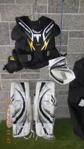 Goalie Gear in Hudson