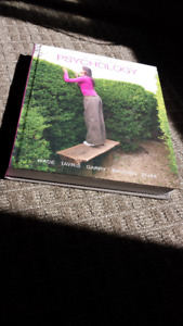 PSYC 1200 Textbook With Un-used Code U of M