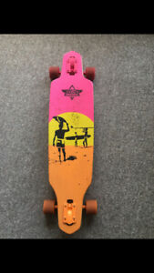 Ladies longboard