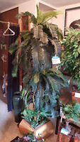 7 FT ARTIFICIAL PALM TREE