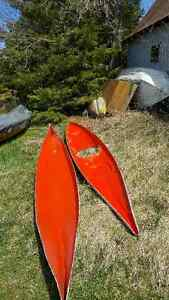 Kayak molds