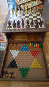 20$ for 10-in-1 Board Game