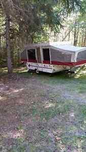10 foot tent trailer