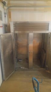 Traulsen Pass Through Heating Cabinet
