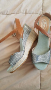 Browns party shoes size 9.5
