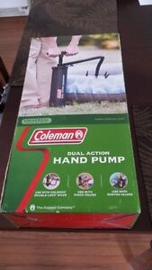 Coleman Dual Action Hand Pump