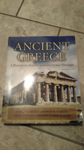 Ancient Greece: a Political, Social, and Cultural History [2 ed]