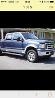 F250 Super Duty Lariat 2006 9500$
