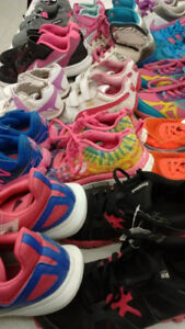 (71) Active Shoes for girls from $8