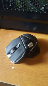 Rat 9 wireless mouse