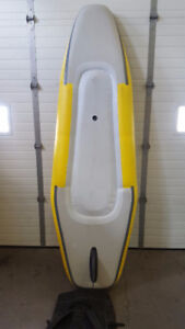 AIRIS play 9 foot inflatable kayak for sale!