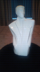 "Lindsey B ""Rick"" sculpture art deco figurine"